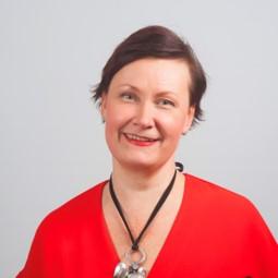 Kouluttaja Krista Keränen