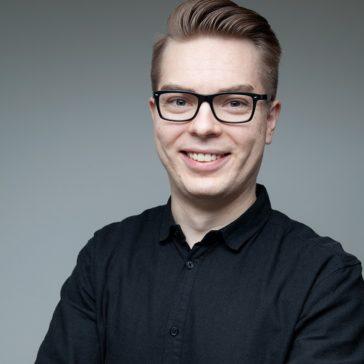 Kehitysjohtaja Jussi Saunamäki