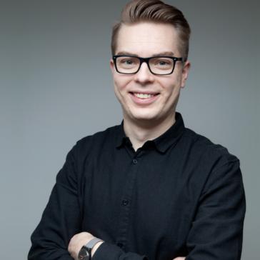 Kouluttaja Jussi Saunamäki