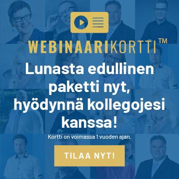 WebAkatemia webinaari