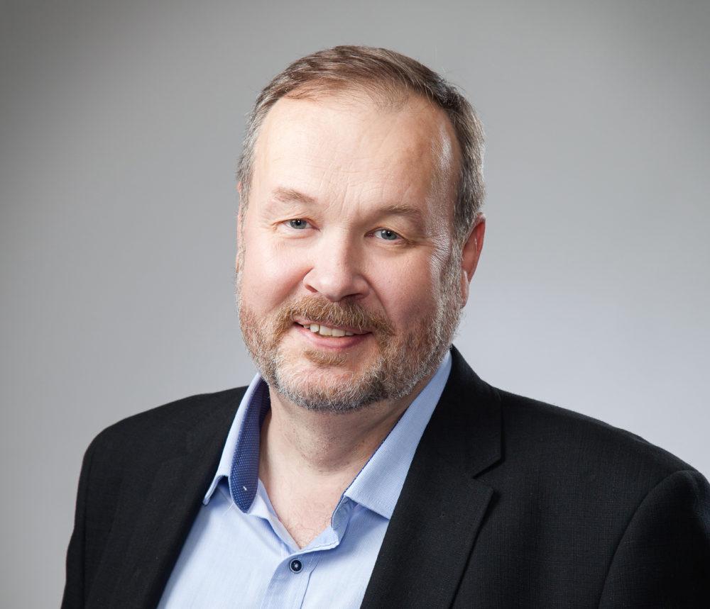 Kouluttaja Ilkka Kouri