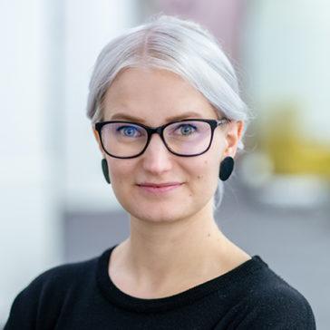 Kouluttaja Anni Sarasti