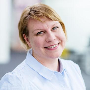 Kouluttaja Pinja Lehtman