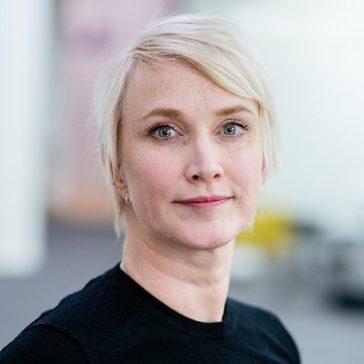 Kouluttaja Virve Reinikka