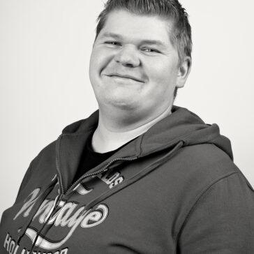 Kouluttaja Janne Arola